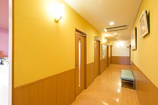 【写真】廊下